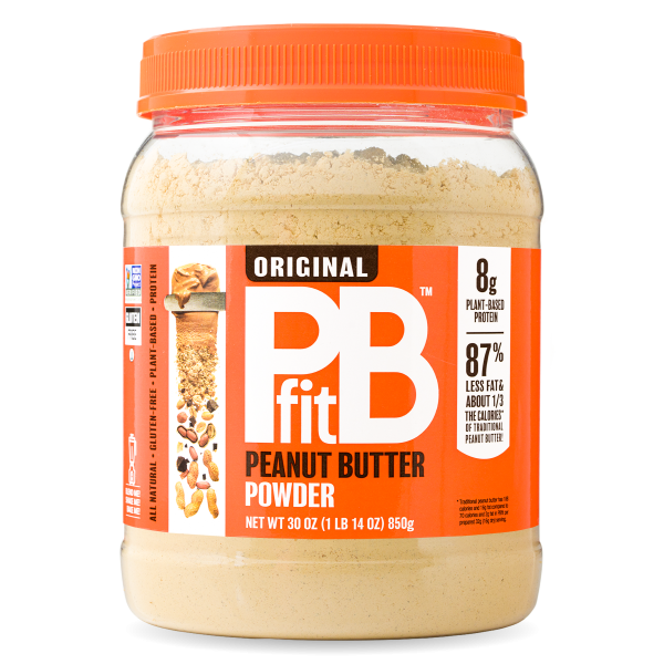 PBfit Peanut Butter Powder | Products | BetterBody Foods